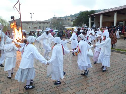 tambourinaires de sant sumian, carnaval, camps la source