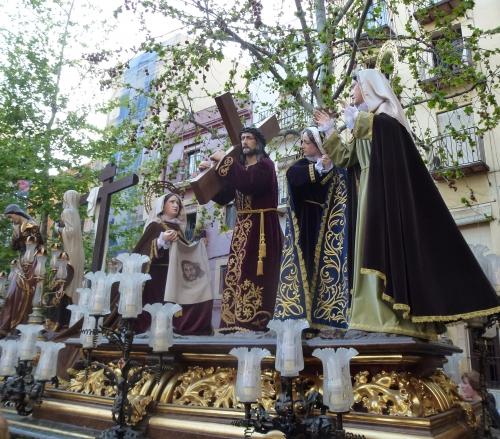 portement de croix, Tarragona