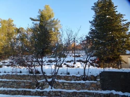 neige, brignoles