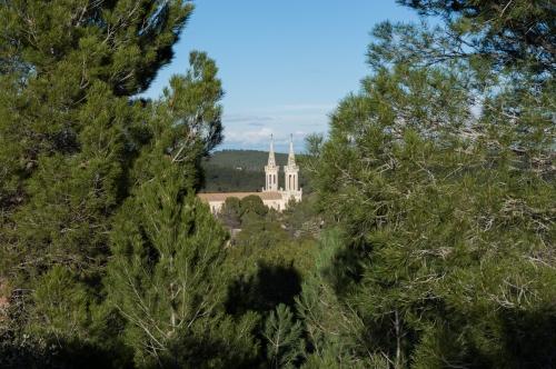 abbaye saint michel frigolet