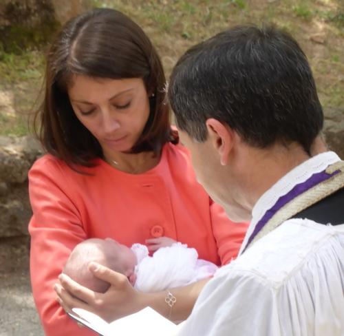 baptême tridentin