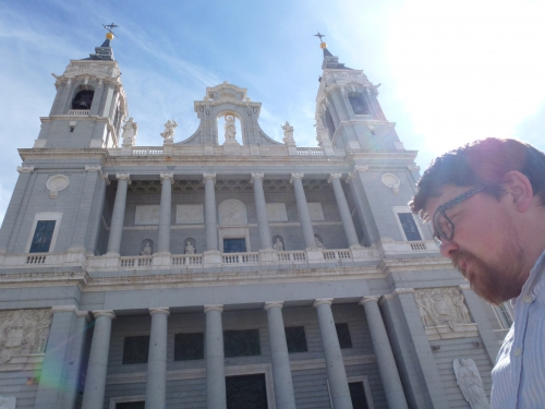 Madrid, Maria Maior de la Almudena