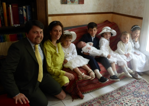 avant le baptême