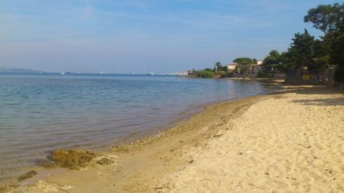 saint tropez, la plage
