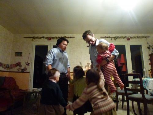 danse familiale