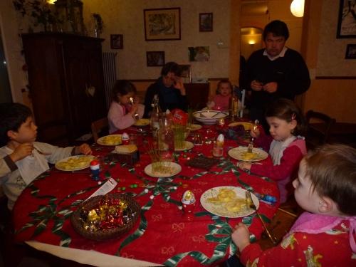 epiphanie, repas de fête