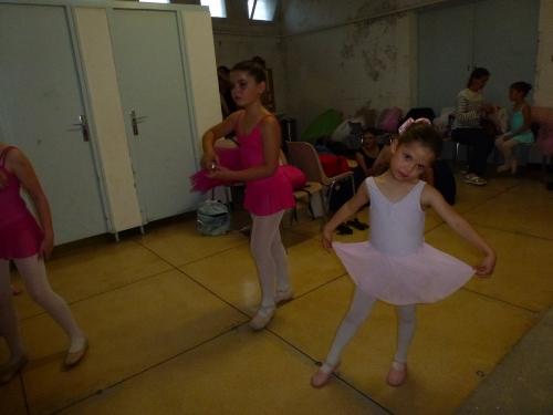marcassine, danse