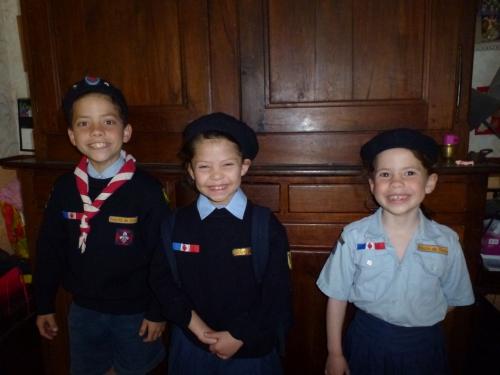 scouts de doran, marseille, louveteau, louvettes