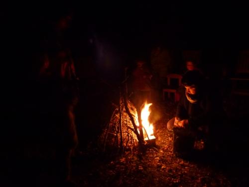 feu, Saint Sylvestre